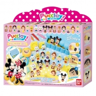 Pucclay! ディズニーキャラクターDXセット