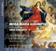 ファーバー:聖母被昇天のミサ、ヴィヴァルディ:オーボエ協奏曲 ヴラド・ウェーフェルベルヒ&テラ・ノヴァ・コレクティーフ、ブノワ・ローラン