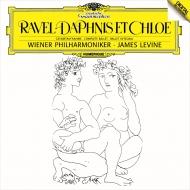 ラヴェル(1875-1937)/Daphnis Et Chloe: Levine / Vpo