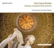 Sinfonias, Sonatas, Oboe Concerto: Barczi / Capricornus Consort Basel Loffler(Ob)