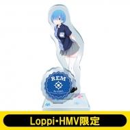 アクリルスタンド(ローソン制服 / レム)/ Re:ゼロから始める異世界生活 【Loppi・HMV限定】