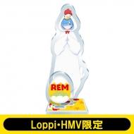 アクリルスタンド(からあげクン / レム)/ Re:ゼロから始める異世界生活 【Loppi・HMV限定】