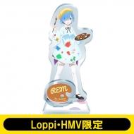 アクリルスタンド(お絵描き / レム)/ Re:ゼロから始める異世界生活 【Loppi・HMV限定】