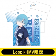 Tシャツ(ローソン制服 / レム)/ Re:ゼロから始める異世界生活 【Loppi・HMV限定】