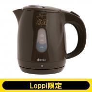 【Loppi限定】 電気ケトル
