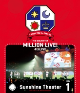 THE IDOLM@STER MILLION LIVE! 4thLIVE TH@NK YOU for SMILE! LIVE Blu-ray【DAY1】