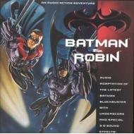 Batman & Robin (180グラム重量盤)