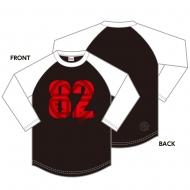 82ラグランTシャツ(L)
