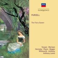 『妖精の女王』全曲 アンソニー・ルイス&ボイド・ニール管弦楽団、ジェニファー・ヴィヴィアン、ピーター・ピアーズ、他(1957 ステレオ)(2CD)