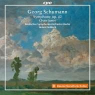 交響曲、序曲『人生の喜び』、ドラマのための序曲 ジェイムズ・フェデック&ベルリン・ドイツ交響楽団