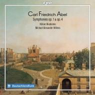 交響曲集 マイケル・アレグザンダー・ウィレンズ&ケルン・アカデミー(2CD)