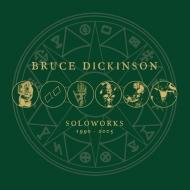 Bruce Dickinson -Soloworks (BOX仕様/9枚組/180グラム重量盤レコード)