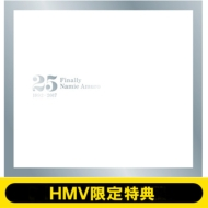 《HMV限定特典ポスター付き》 Finally 【3CD+Blu-ray】