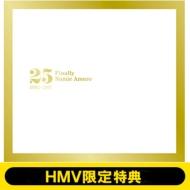 《HMV限定特典ポスター付き》 Finally 【3CD】