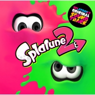 『Splatoon2 ORIGINAL SOUNDTRACK -Splatune2-』【2CD 初回仕様限定盤】