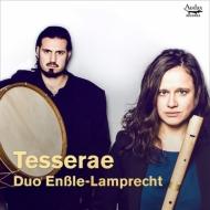 『テッセラ〜リコーダーと打楽器のための中世の音楽』 デュオ・エンスレ=ランプレヒト