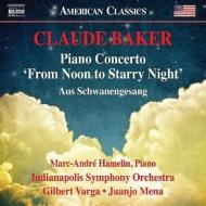 ピアノ協奏曲『真昼から星空へ』、白鳥の歌から  マルカンドレ・アムラン、ギルバート・ヴァルガ、ファンホ・メナ、インディアナポリス交響楽団