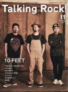 Talking Rock 2017年 11月号増刊 10-FEET特集