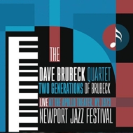 Two Generations Of Brubeck -Newport Jazz Festival 1973