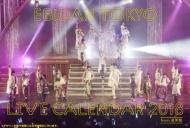EBiDAN TOKYO LIVE CALENDAR 2018 from 星男祭