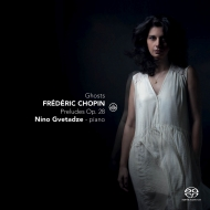 Ghosts〜24の前奏曲、スケルツォ第2番、ワルツ集、他 ニーノ・グヴェタッゼ