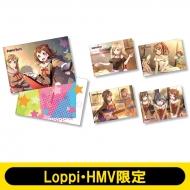 【Loppi・HMV限定】 「バンドリ! ガールズバンドパーティ!」クリアファイルセット(Poppin'Party)(5枚1セット)2回目