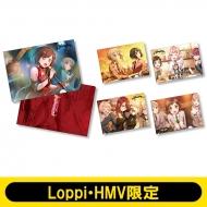 【Loppi・HMV限定】 「バンドリ! ガールズバンドパーティ!」クリアファイルセット(Afterglow)(5枚1セット)2回目