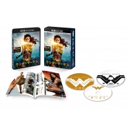 【初回仕様】ワンダーウーマン<4K ULTRA HD3D.2Dブルーレイセット>(3枚組 /ブックレット付)