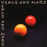 Venus And Mars (通常輸入盤/ブラック・ヴァイナル仕様/180グラム重量盤レコード)