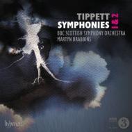 交響曲第1番、第2番 マーティン・ブラビンズ&BBCスコティッシュ交響楽団