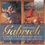 Comp.keyboard Works: Loreggian(Cemb, Organ)