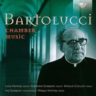 Chamber Works: Venturi Scarponi(Vn)Cicillini(Va)Scarponi(Vc)Venturi(P)