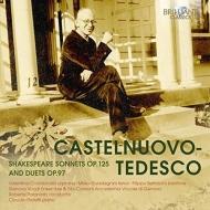 Shakespeare Sonnets & Duets: Coladonato(S) Guadagnini(T) Bettoschi(Br) Proietti(P) Etc