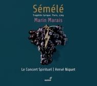 『セメレ』復元版全曲 エルヴェ・ニケ&コンセール・スピリチュエル、メルセル、トラン、他(2007 ステレオ)(2CD)
