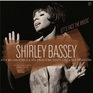 Let's Face The Music / Shirley Bassey (180グラム重量盤アナログレコード)