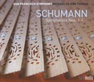 交響曲全集 マイケル・ティルソン・トーマス&サンフランシスコ交響楽団(2SACD)
