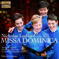Missa Dominica: Swinson / Trinity Boys Cho Hand Bells Choir Gotha +leighton, Lack