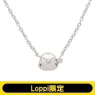 【Loppi限定】 シルバーネックレス ダイヤモンド