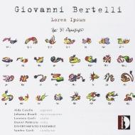 Lorem Ipsum-chamber Works: Gorli / Divertimento Ensemble Caiello(S)Brault(Ms)
