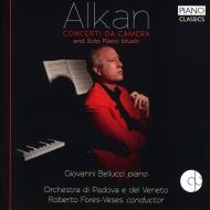 室内協奏曲集、6つの小品 ジョヴァンニ・ベルッチ、ロベルト・フォレス・ヴェセス&パドヴァ・ヴェネート管弦楽団
