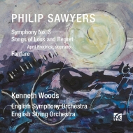 Sym, 3, Songs Of Loss & Regret, Fanfare: K.woods / English So English String O A.fredrick(S)