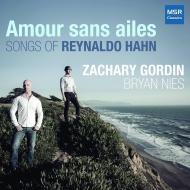 Amour Sans Ailes-melodies: Gordin(Br)Nies(P)