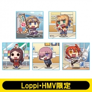 Fate / Grand Order マイクロファイバーハンカチ5種セット【Loppi・HMV限定】