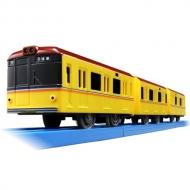 プラレール ぼくもだいすき!たのしい列車シリーズ ライト付東京メトロ銀座線 1000系