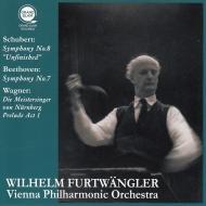 ベートーヴェン:交響曲第7番、シューベルト:未完成、ワーグナー:マイスタージンガー前奏曲 ヴィルヘルム・フルトヴェングラー&ウィーン・フィル(平林直哉復刻)