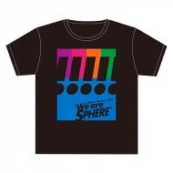 FINALTシャツ ブラック(S)/ We are SPHERE!!!!!