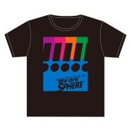 FINALTシャツ ブラック(M)/ We are SPHERE!!!!!