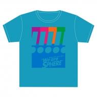 FINALTシャツ 水色(XL)/ We are SPHERE!!!!!