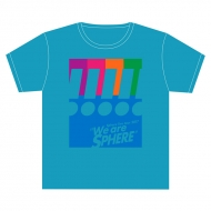 FINALTシャツ 水色(XXL)/ We are SPHERE!!!!!