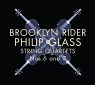 弦楽四重奏曲第6番、第7番 ブルックリン・ライダー